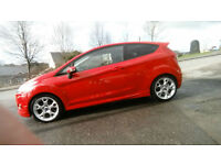 2009 Ford Fiesta 1.6 TDCi Zetec S * Only 45k Miles * 1 Previous Owner * FSH