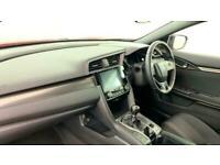 2019 Honda Civic 1.0 VTEC Turbo SR Hatchback 5dr Petrol (s/s) (126 ps) Hatchback