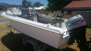 Boat for sale 17 ft pacemaker