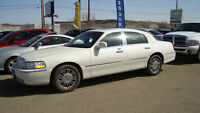 2006 LINCOLN TOWN CAR (DESIGNER EDITION)