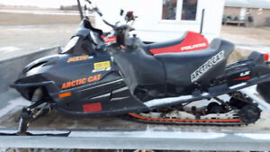 Saber cat 500 trade for ATV bike sled? Toy and cash
