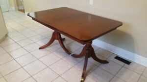 Dining Table - Duncan Phyfe