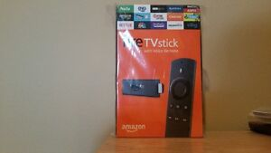 Android TV with Amazon Firestick with Voice Remote