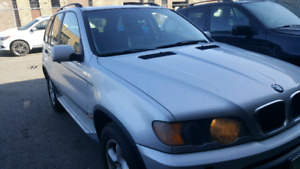 2001 Bmw X5 As is