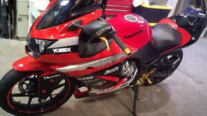 Custom Ninja 250