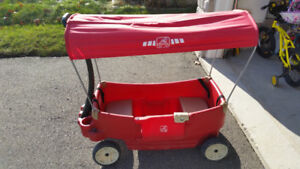 Step 2 All Round Canopy Wagon