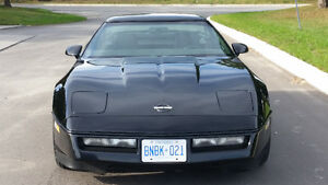 Very clean and fast 1985 Corvette London Ontario image 4