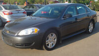 """2011 IMPALA """"LT"""" - LOADED - ABS - PST PD & SAVE!!! IN YORKTON"""