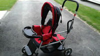 Joovy Caboose Stroller Great condition