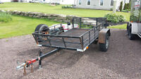 selling 4-6x8 foot trailer