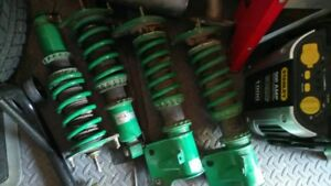 Subaru Tein A coilover suspension