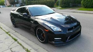 2013 Nissan GT-R BLACK EDTION very LOW KMS