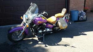2003 Yamaha Vstar only 9000 miles