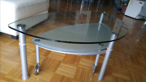 Very Very Nice Modern Double Coffee Table for sale