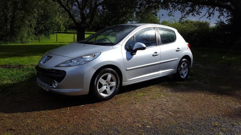 Peugeot 207 1.4 Vti Sport - Silver 5 Door Hatchback - Price Reduced