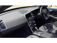 2017 Volvo XC60 T5 (245) R DESIGN Lux Nav 5dr Automatic Petrol Estate