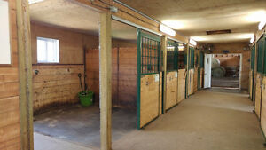 Horse farm,25 minutes from Montreal, potential revenue 7500/mo