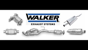 WALKER EXHAUST BPRODUCTS