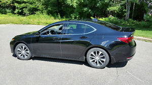 Acura TLX transfert bail incitatif 1000$ garantie d'usure retour