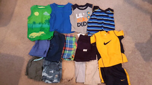 Boys 12-18 month spring/summer clothes lot