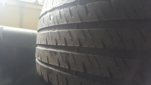 2 USED TIRES MICHELIN 225/45R18
