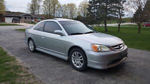 2002 civic si veloz full part out