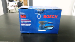 BOSCH ORBIT SANDER (BRAND NEW)