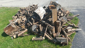 Free Firewood-pickup only