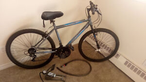 "26"" Huffy Mountain Bike"