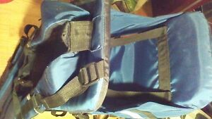 Spalding baby or child backpack carrier and free standing chair Stratford Kitchener Area image 2