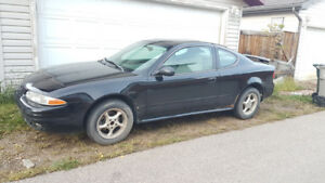 2003 Oldsmobile Alero.  Great winter beater or 1st car!!!