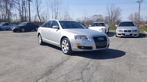 2005 AUDI A6. 3.2L V6. SAFETIED AND ETESTED.
