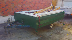 CONVERTED TENT TRAILER WITH FRESH TRIM CLAD PAINT.GR8 PRICE!!