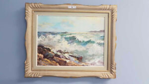 Fall Classic Auction- Large Selection of Original Artworks