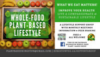 Kingston Whole-Food Plant-Based Lifestyle Group