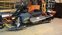 2008 Rotax 800 R Summit Excellent Condition Only 950 Miles!