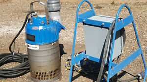 "ABS 5"" DISCHARGE SUBMERSIBLE MINING DEWATERING PUMP- $TRADE/CASH Strathcona County Edmonton Area image 2"
