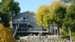JUST LISTED......Lakefront Character and Luxury Home.