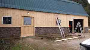Barn renovations & residing Peterborough Peterborough Area image 1