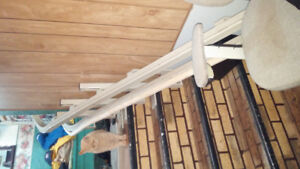 SOLORIA STAIR LIFT RIGHT HAND 7-8 STEP. 350.00