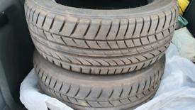 225 60 R17 V Dunlop Sport Maxx 4x4 tyres