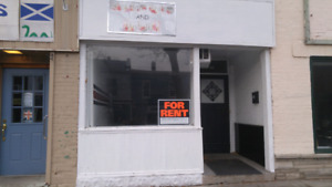 Commercial space in core Downtown Cobourg