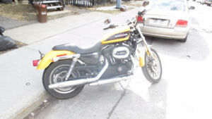 excellent condition harley
