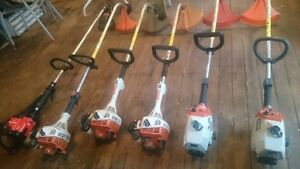 Various Whipper Snippers