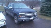 1999 Chevrolet C/K Pickup 1500 Pickup Truck