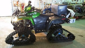 2013 Arctic Cat 700 Limited EPS