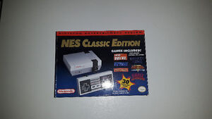 Nes Classic with 100 Games