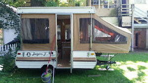 Pop Up Travel Trailer Camper