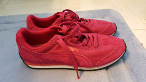 Puma running shoes for women, size 5.5 Us, 37,5 EUR