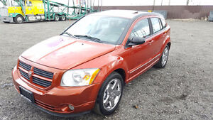 Dodge caliber SXT SUNROOF